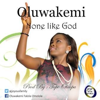 None Like God – Kemi Falola