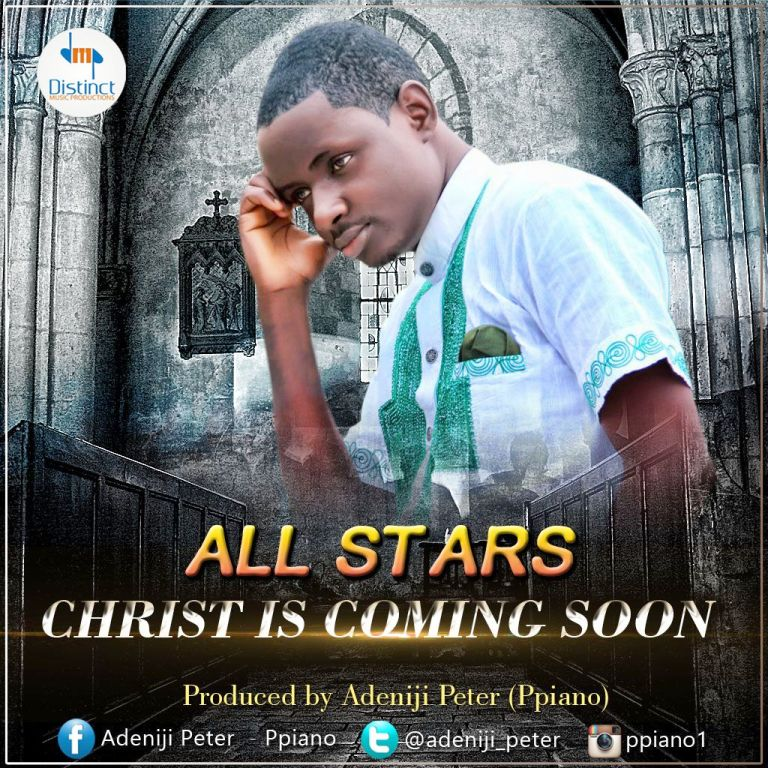 [Download & Lyrics] Christ Is Coming Soon - All Stars ...