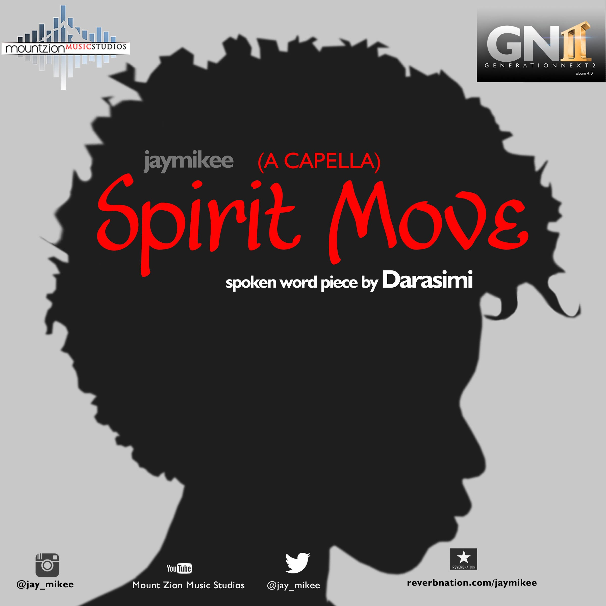 Download & Lyrics] Spirit Move - Jaymikee | Simply African