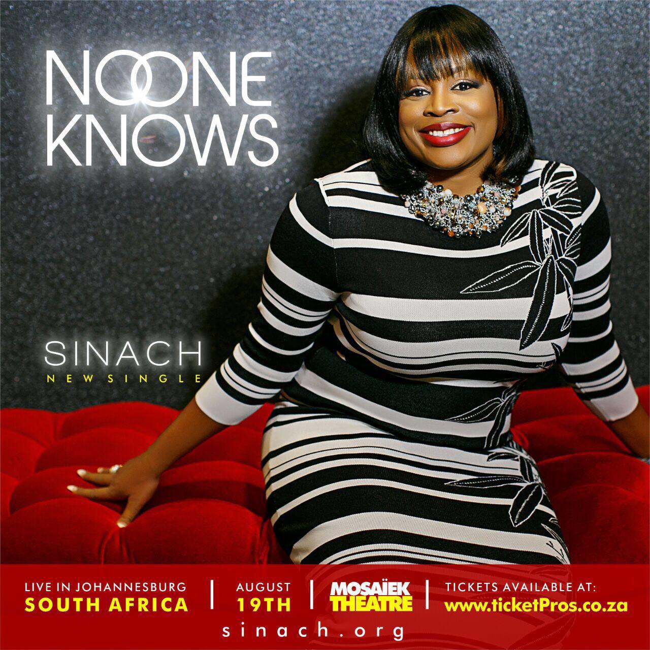 Download & Lyrics] No One Knows - Sinach | Simply African Gospel Lyrics