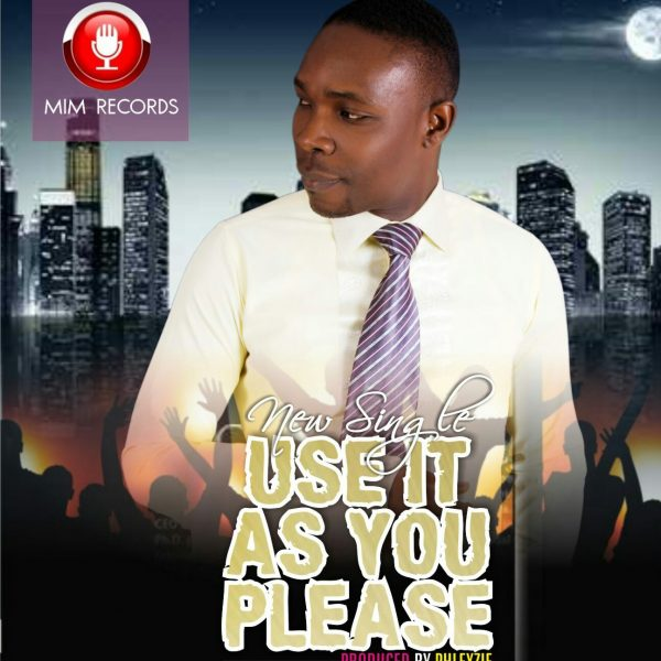 Use it as You Please – Mike Isaac