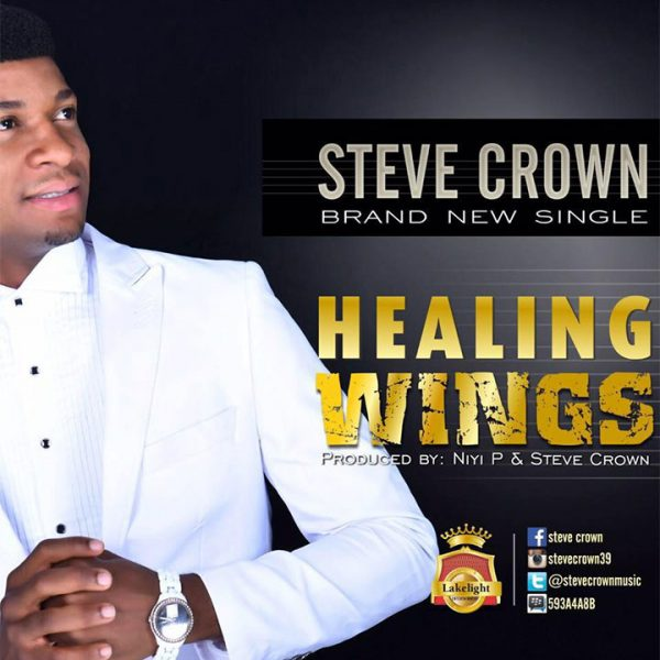 Healing Wings – Steve Crown