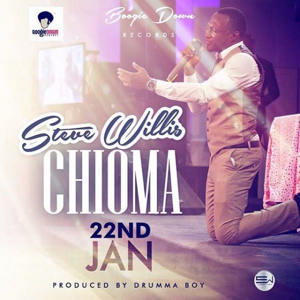 Chioma – Steve Williz