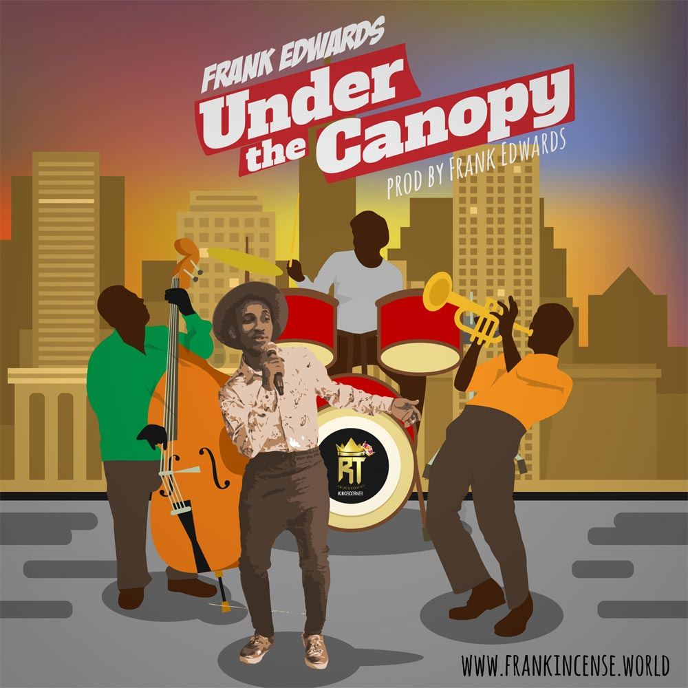 Image result for Frank Edwards - Under The Canopy