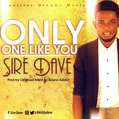 Only One Like You – Sire Dave