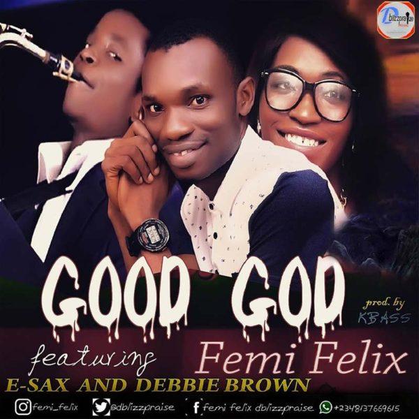 Destiny Helpers – Femi Felix