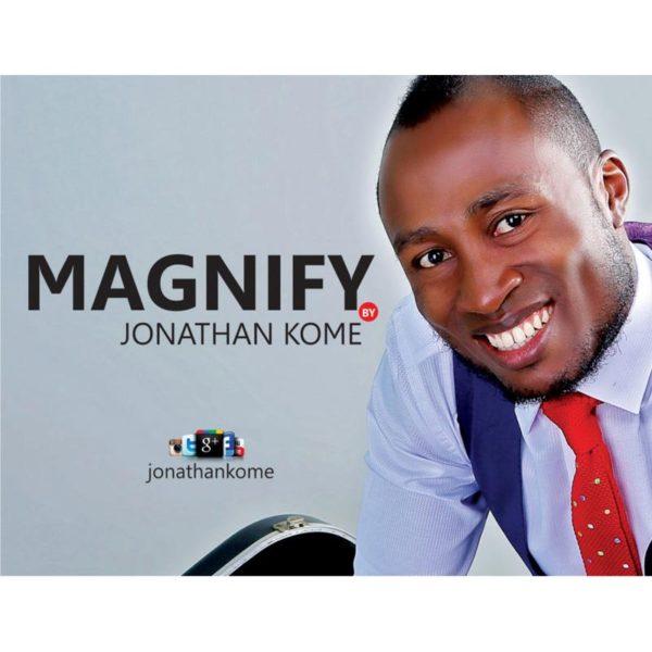 Magnify – Jonathan Kome