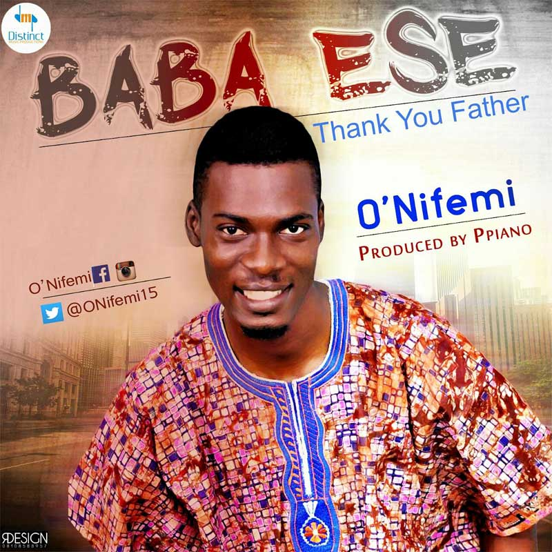 Download & Lyrics] Baba Ese - O'Nifemi | Simply African Gospel Lyrics