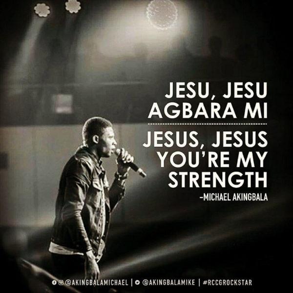 Jesu Tete De – Michael Akingbala