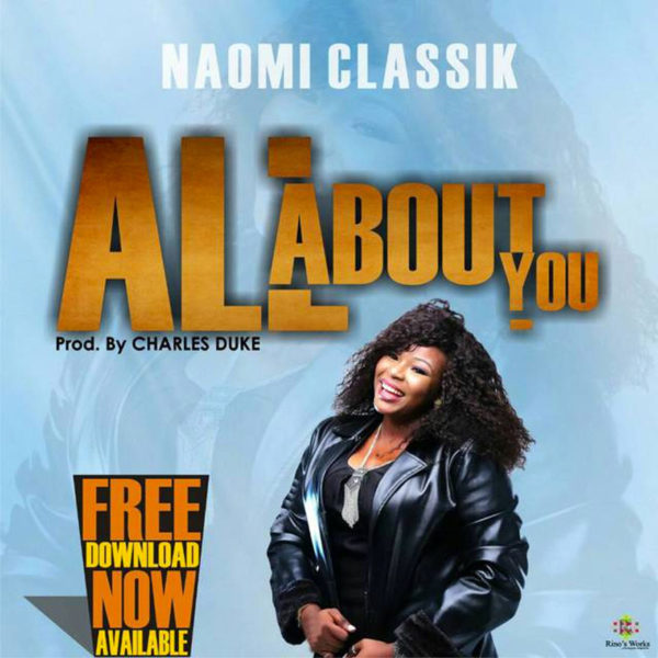 All About You – Naomi Classik