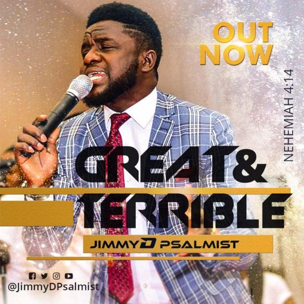 Great and Terrible – Jimmy D Psalmist