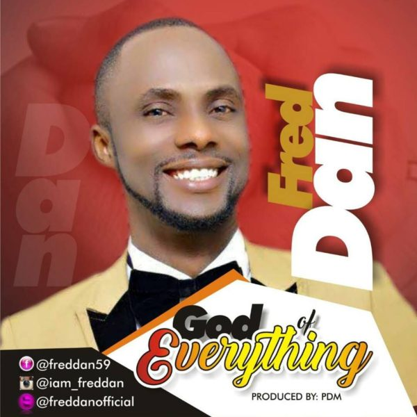 God of Everything – Fred Dan