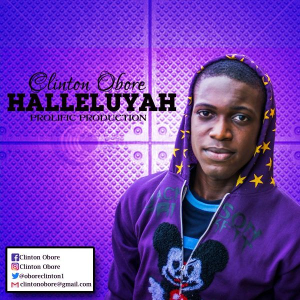 Halleluyah – Clinton Obore