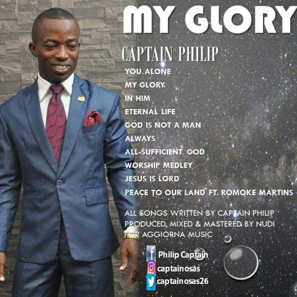 All-Sufficient God – Captain Philip