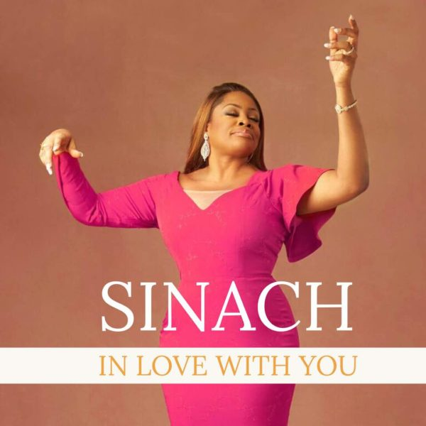 I'm in Love with You – Sinach