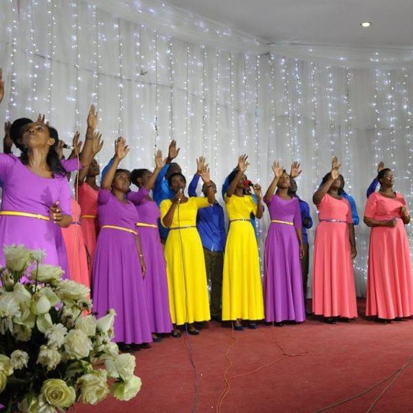 Furaha Tele (Great Joy) – Ambassadors of Christ Choir