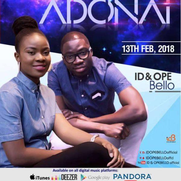 Adonai – ID & Ope Bello