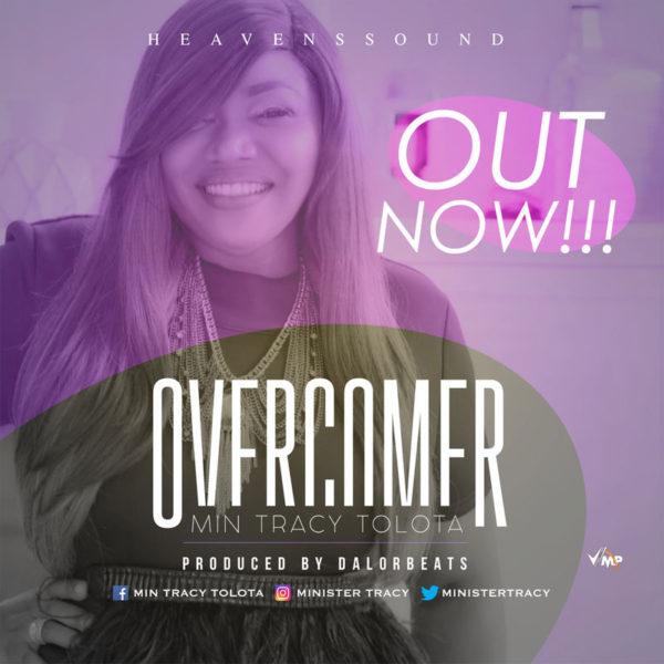 Overcomer – Tracy Tolota