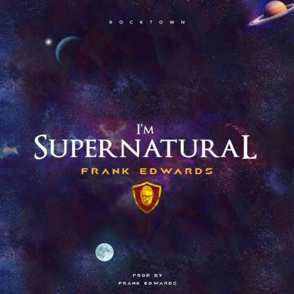 I'm supernatural – Frank Edwards