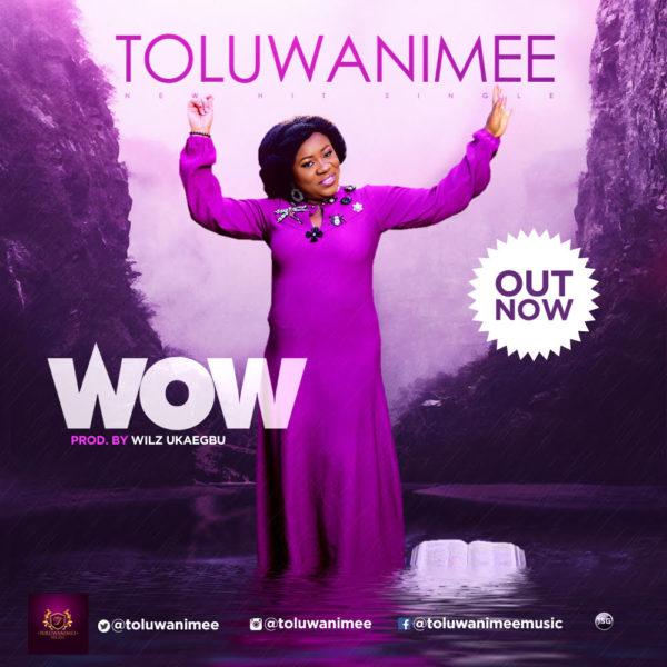 WOW (Walking on Water) – Toluwanimee