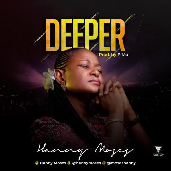 Deeper – Hanny Moses