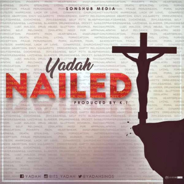 Nailed – Yadah