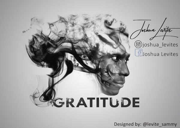 Gratitude – Joshua Levites
