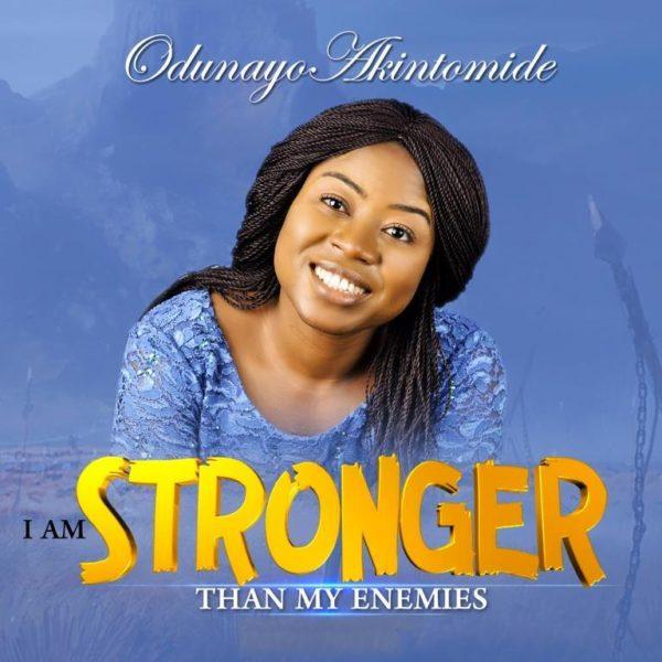 I am stronger than my enemies – Odunayo Akintomide
