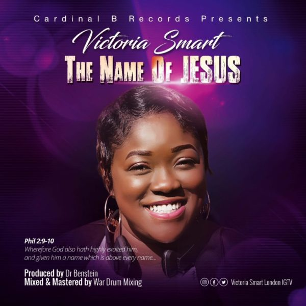 The name of Jesus – Victoria Smart