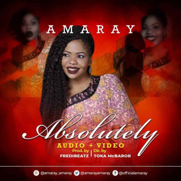 Absolutely – Amaray