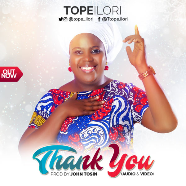 Thank You – Tope Ilori