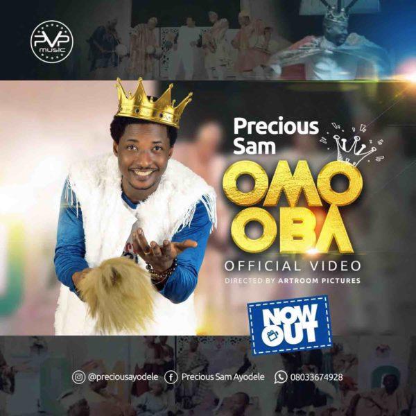 Omo Oba – Precious Sam Ayodele