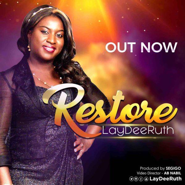 Restore – Laydee Ruth