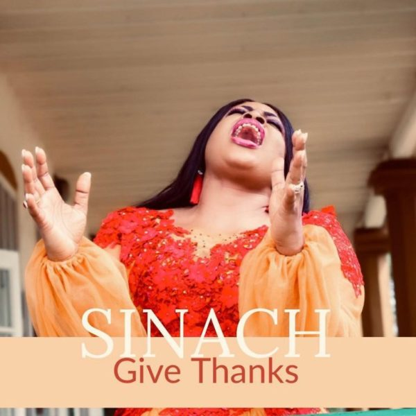 Give Thanks – Sinach