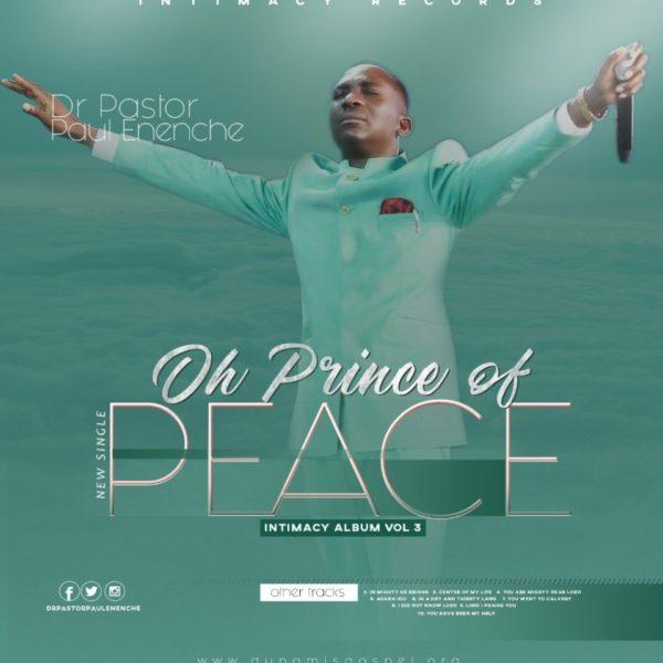 Prince of peace – Dr. Paul Enache