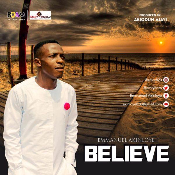 Believe – Emmanuel Akinloye