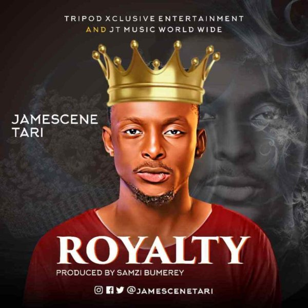Royalty – Jamescene Tari