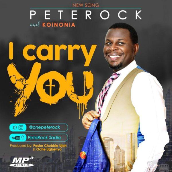 I carry You – Paterock Ft. Koinonia