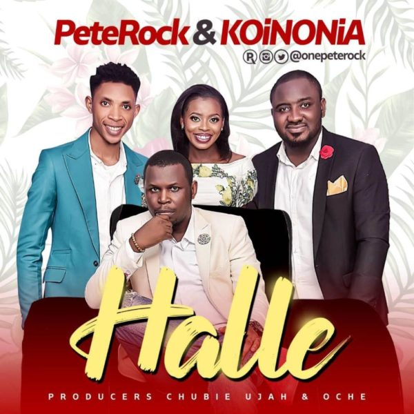 Halle – Peterock & Koinonia