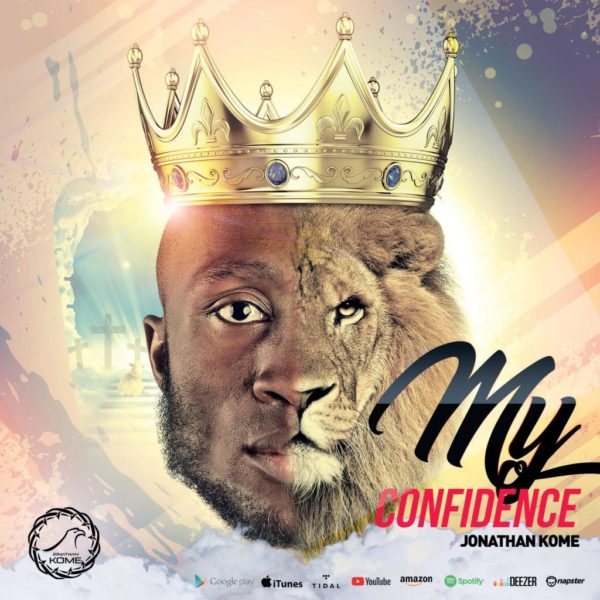 My Confidence – Jonathan Kome