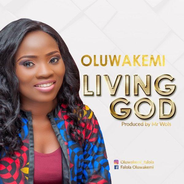 Living God – Kemi Falola