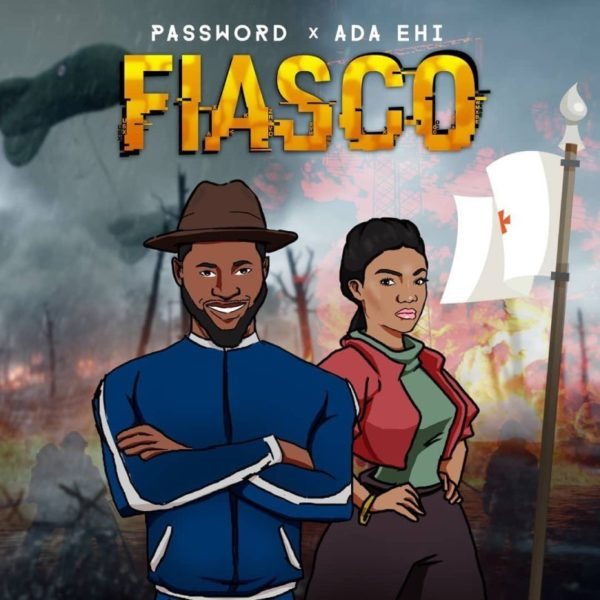 Fiasco – Password (feat.Ada Ehi)