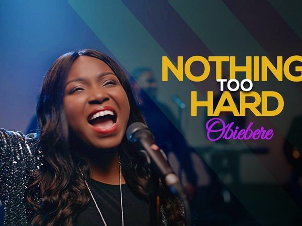 Nothing too hard – Obiebere