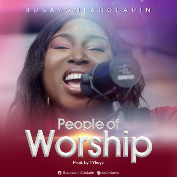 People of worship – Busayomi Abolarin